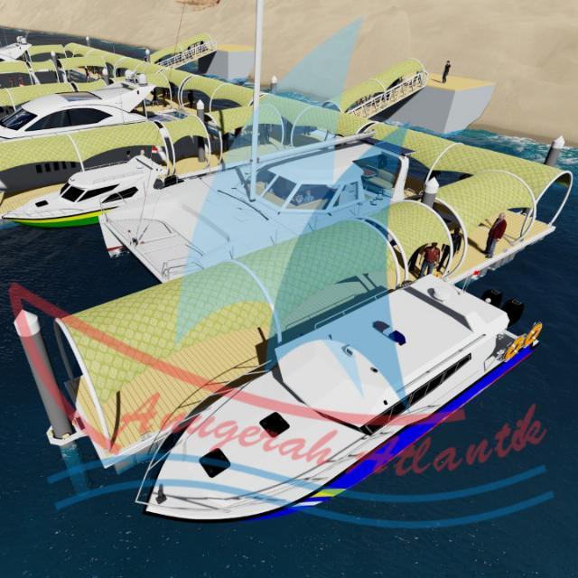 Jual Kapal Cepat Maluku Utara