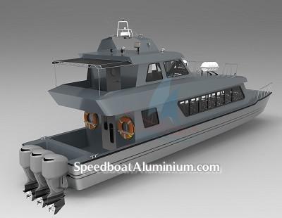 Speed Boat Penumpang 3
