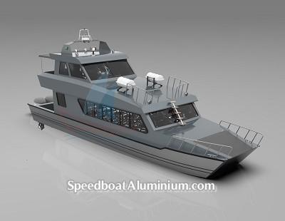 Speed Boat Penumpang 7