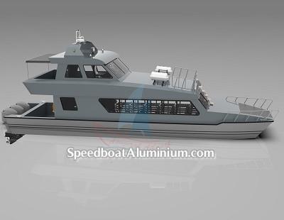 Speed Boat Penumpang